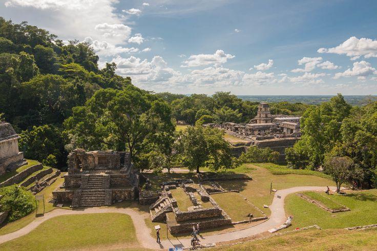 Palenque.