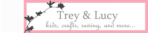 Trey and Lucy: Tutorials Lucy bow