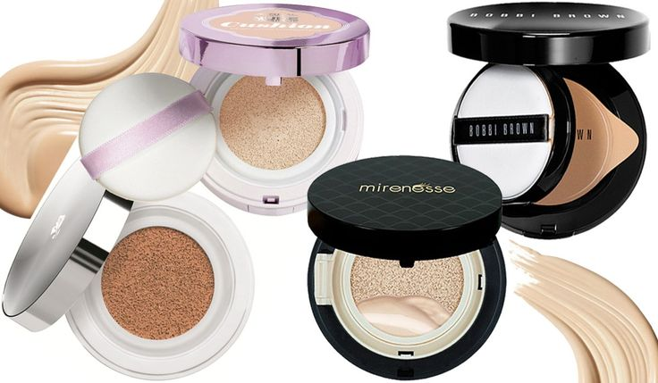 10 Cushion Compacts For A Dewy Complexion - The obvious reasons why we love cushion compacts: They're travel-friendly and usually come with high SPF properties. The not-so-obvious: They have hefty skincare benefits too. Here are ten to try.