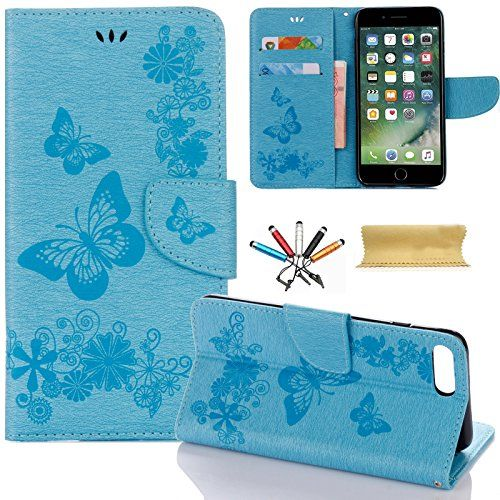 Special Offers – iPhone 7 Case iPhone 7 Wallet Case Dteck(TM) Leather Wallet Pho…