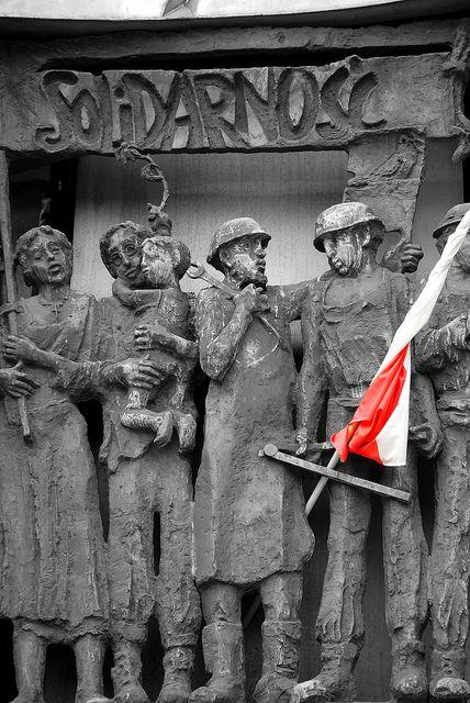 Solidarnosc in Gdansk | Flickr - Photo Sharing!