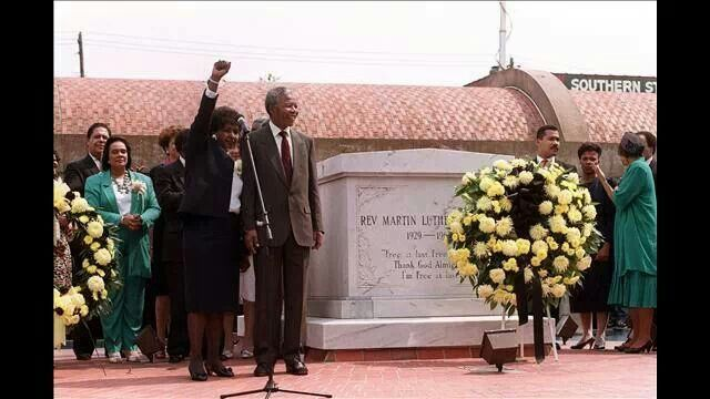 #Mandelas