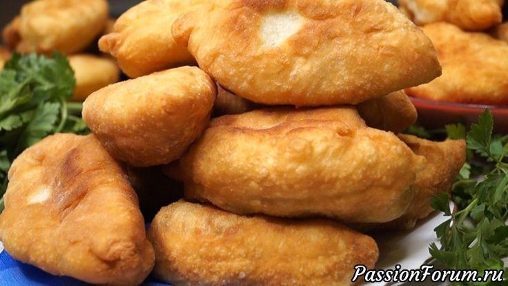 Самые вкусные Пирожки. Всегда Удачные, Легкие как Пух - запись пользователя kalnina в сообществе Болталка в категории Кулинария