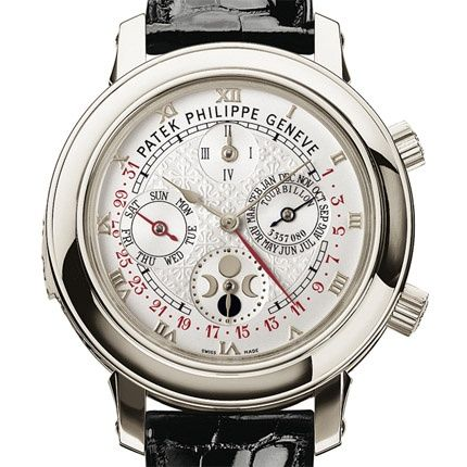 patek philippe sky moon tourbillon 6002g replica