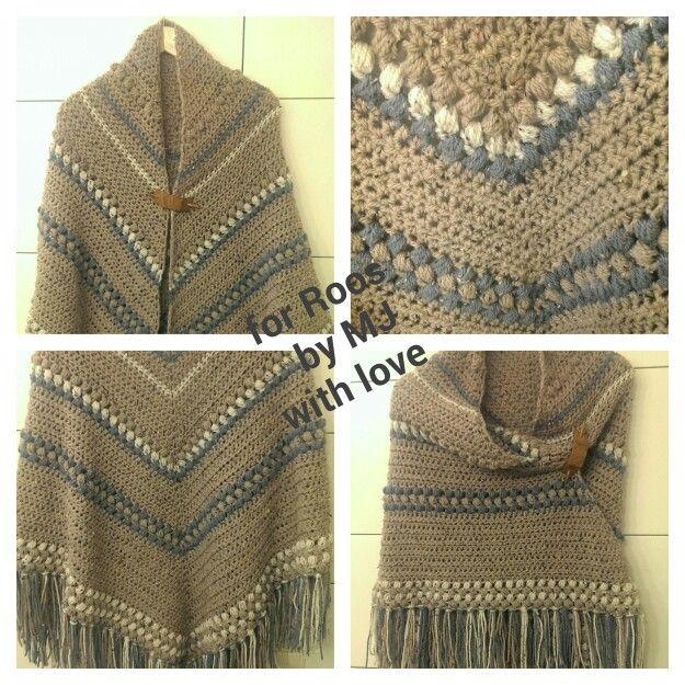 Omslagdoek van Tweed