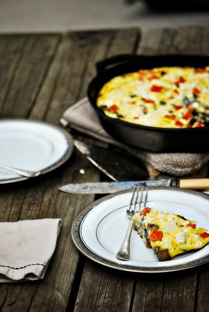 Autumn Frittata | Cooking | Pinterest