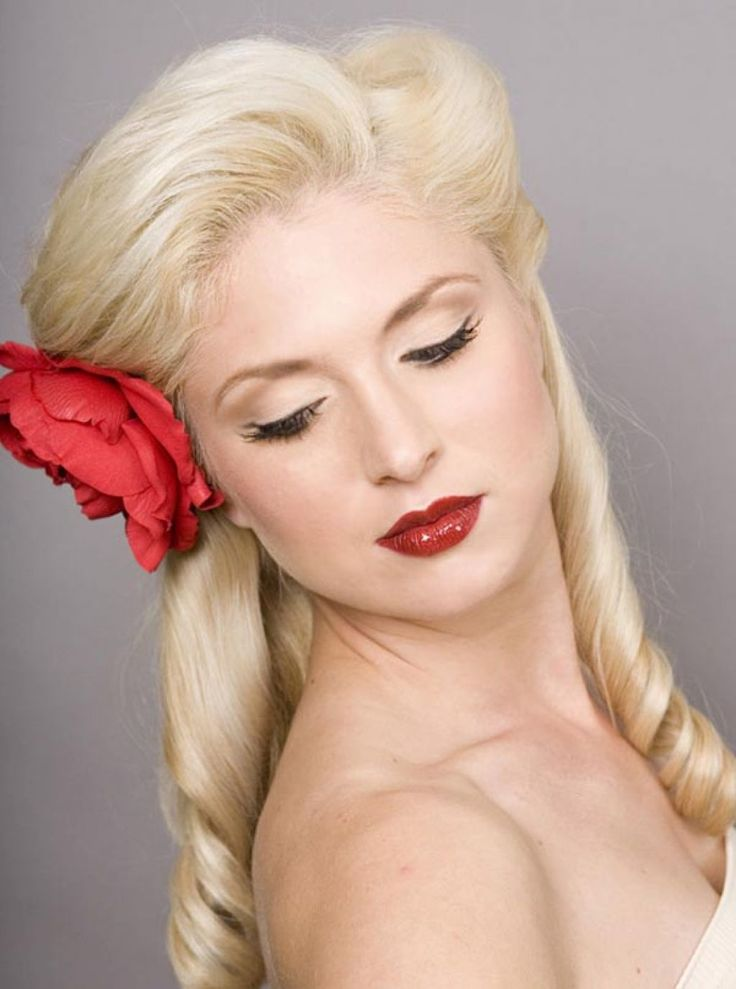 Brilliant 1000 Ideas About 50S Hairstyles On Pinterest Pin Up Hairstyles Short Hairstyles Gunalazisus