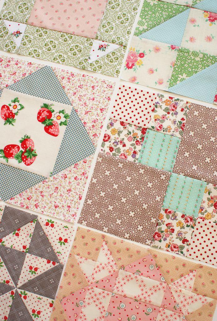 farmer's wife quilt blocks | par nanaCompany