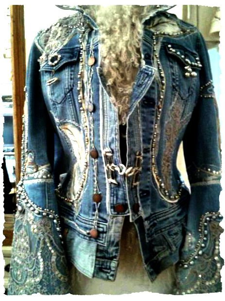 """This website is such candy for me...I've got a bit of a """"thing"""" for jackets :)  orterstrom.com"""