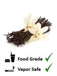 A fairly plain-jane vanilla with more subtle creamy and woody nuances than vanillin powder. Soft, creamy and delectable. Stands up to a huge variety of applications and dilutions.