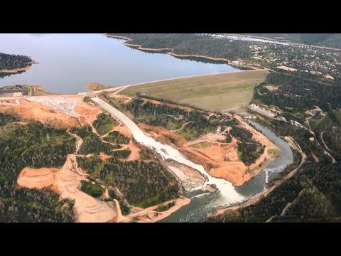 Oroville Dam UPDATE 4/16/2017 9:45 pm RAIN In The Weather FORECAST 0.80 ...