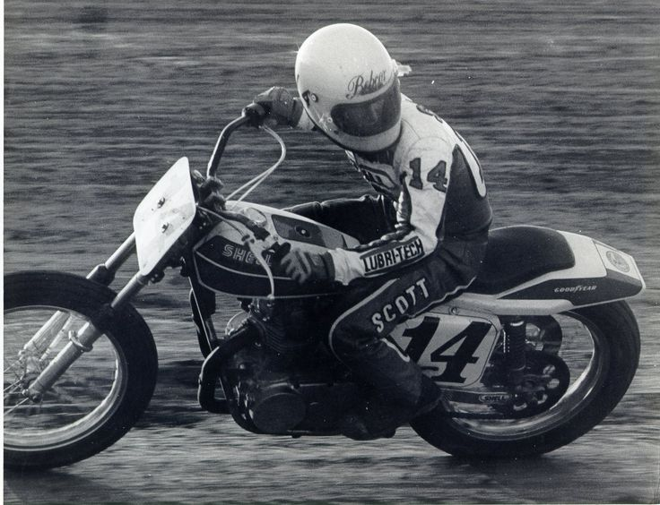 Hank Scott Was A Huge Part Of The Flat Track Racing Scene Right Throughout He Started In 1973 And Within One Season