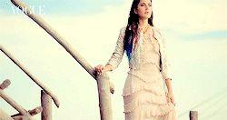 Katrina Kaif 2016 photoshoot for Vogue