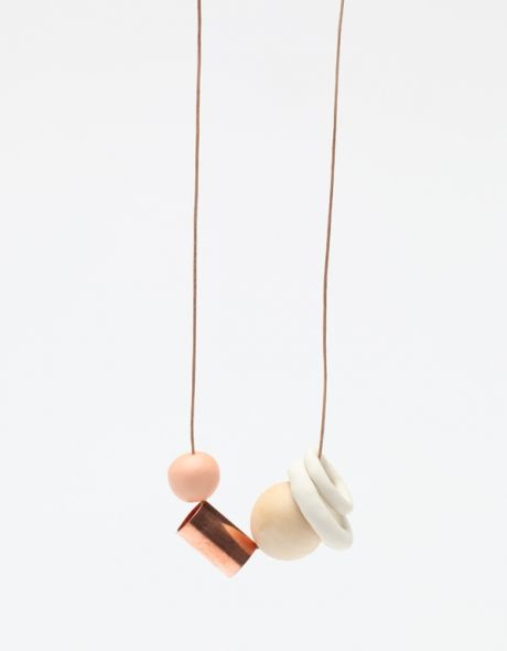 Particular Necklace by Academy on Needsupply.com