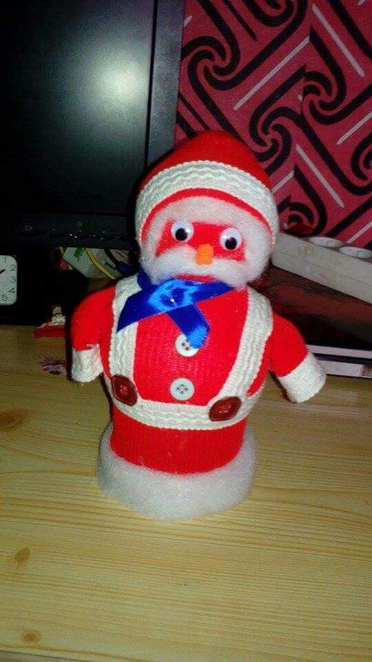 Boneco de Natal