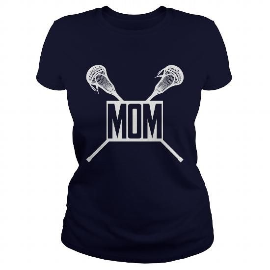 Mom Great Gift For Any Lacrosse Mother T Shirts, Hoodies. Check price ==► https://www.sunfrog.com/Sports/Mom-Great-Gift-For-Any-Lacrosse-Mother-Navy-Blue-Ladies.html?41382 $19