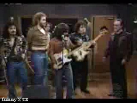 More Cowbell! love this skit