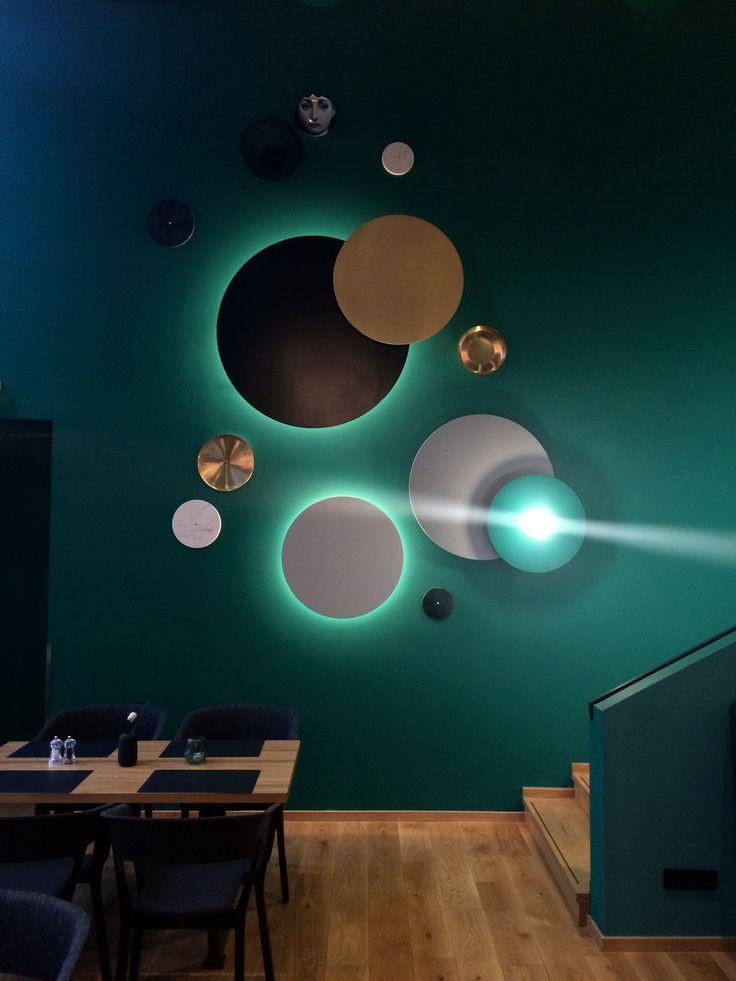 Light Installation designed by Emell Gök Che / Studio Artemell