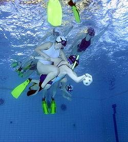 Unterwasserrugby, Underwater Rugby, Rugby Subacuatico, Uppopallo