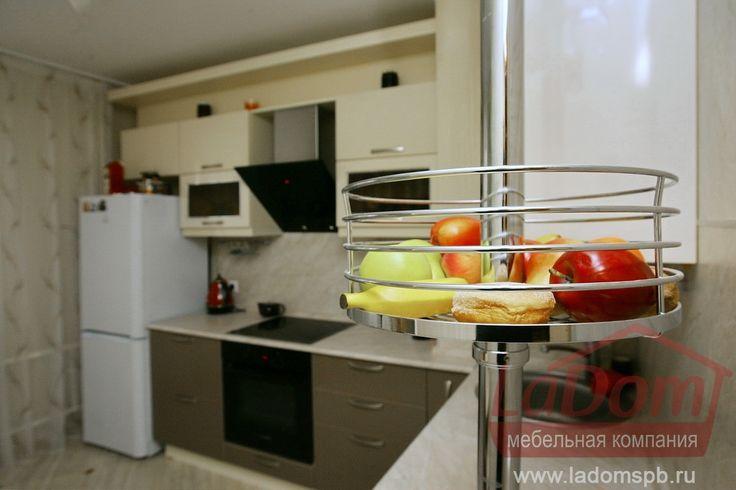 Кухни в ЖК Северная Долина, м.Парнас на заказ по индивидуальному проекту