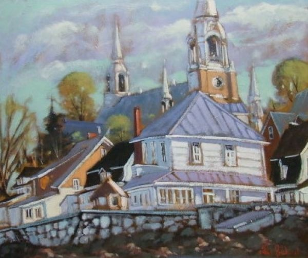 Kamouraska 2 | Online Art Auction from Galleries | ARTBIDS CLUB
