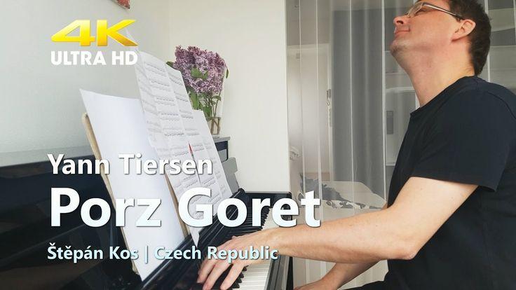 Yann Tiersen: Porz Goret | from new album EUSA (2016) | piano cover by P...