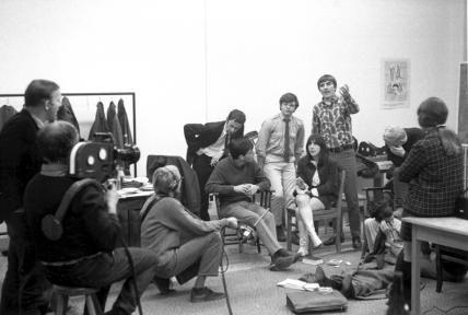 Acadie, Acadie? (1971) (Pierre Perrault, Michel Braudt)