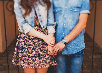 Держаться за руки: love-story Кати и Саши