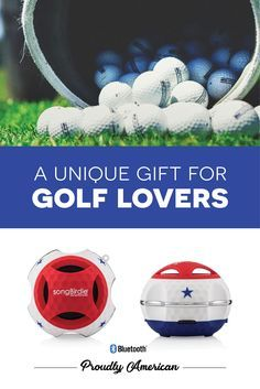 A unique tee gift for your next golf tournament, corporate golf outing or event - the gift of portable music on the course. Discounts for higher qualities (for events). Click through to find out more and see more colors!