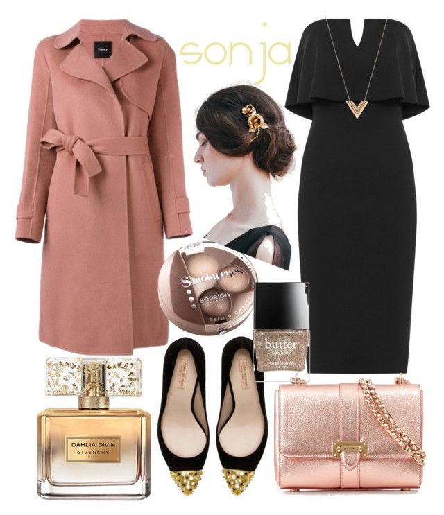 """sonja"" by ellahbug on Polyvore featuring WearAll, Zara, Aspinal of London, Givenchy, Louis Vuitton, Bourjois and Butter London"
