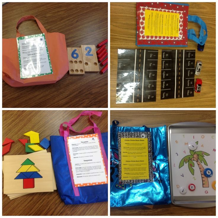 1000+ Images About 1,2,3...Take Home Math Bags On