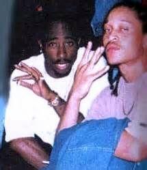 .Tupac and Yaki Kadafi