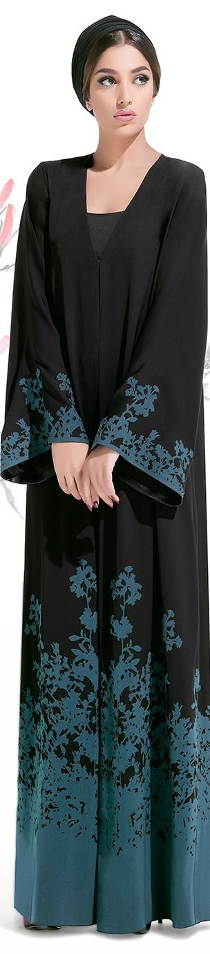 Mauzan abaya Fall Winter 2015/16