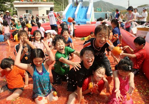 Gwangju Toechon Tomato Festival  (퇴촌토마토축제), Gwangju-si, Gyeonggi-do