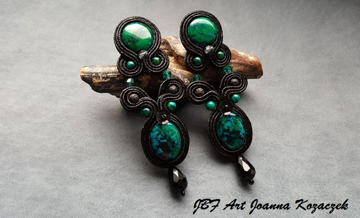 JBF Art Soutache earrings