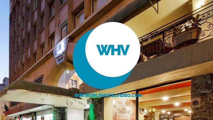 Holiday Inn Hotel & Suites Centro Historico in Guadalajara Mexico (North America) https://youtu.be/PcCpBrVXqMo