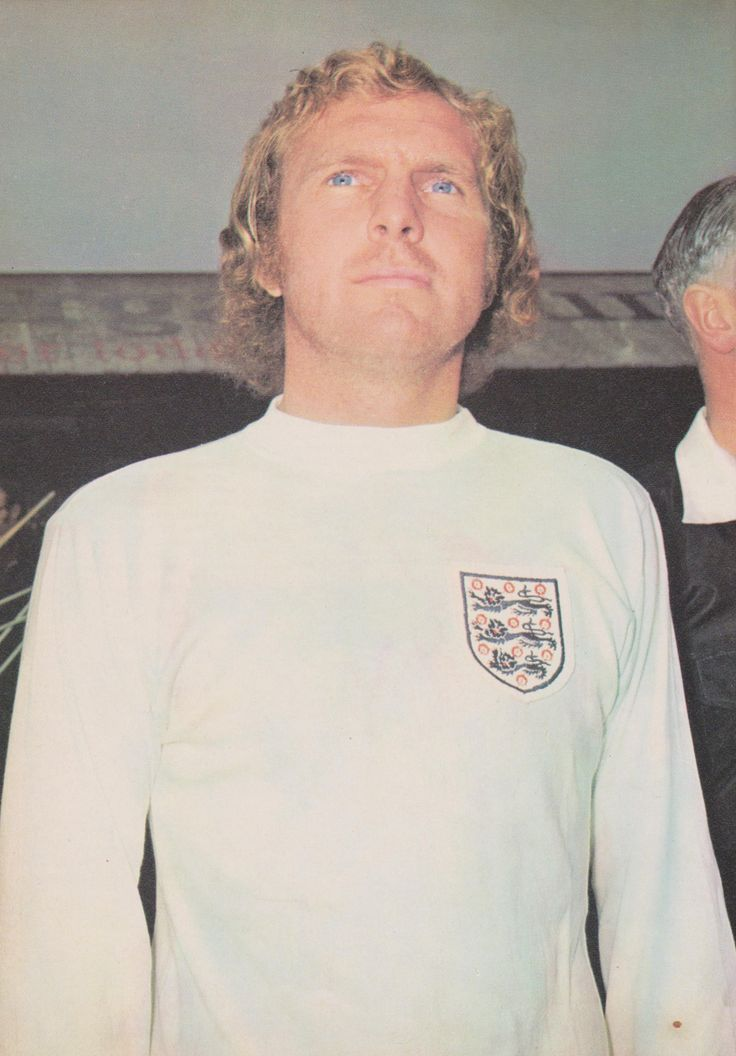 Bobby Moore England 1973