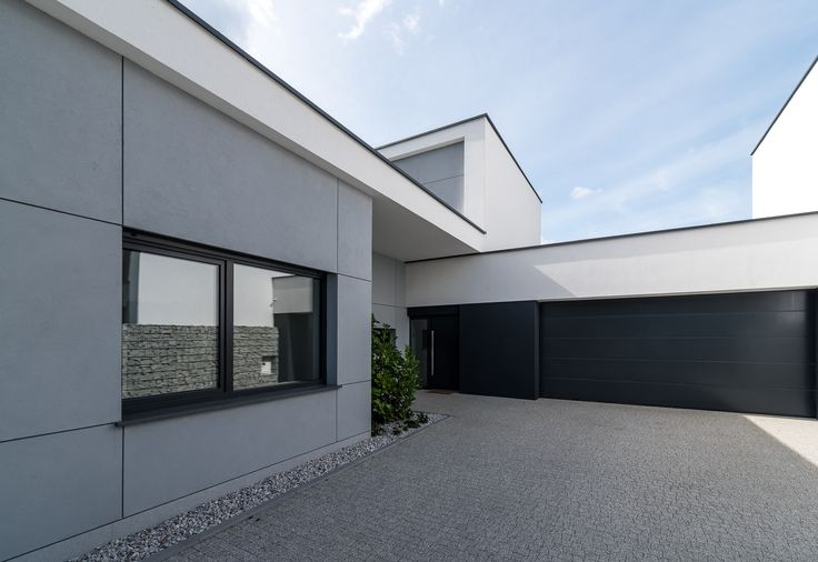 new modern house in Poland