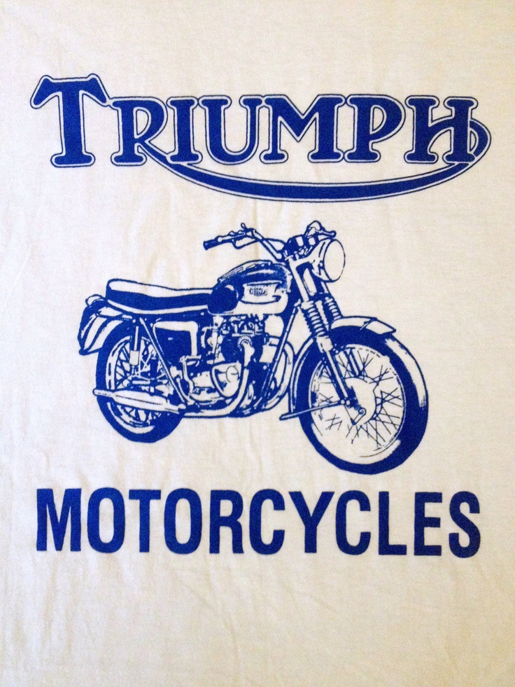 Bob Dylan HWY 61 Triumph Motorcycle T Shirt by jaycain on Etsy