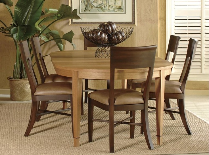 Asher Dining Table Lombards Fine Furniture