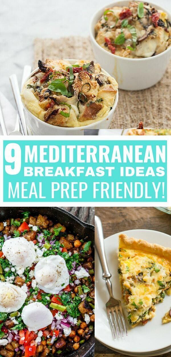 #mediterranean #breakfast #makeahead #delicious #f…