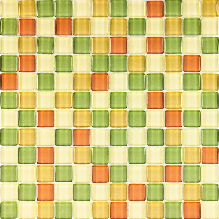 Kitchen Tiles Orange: 50 Best Tile Images On Pinterest