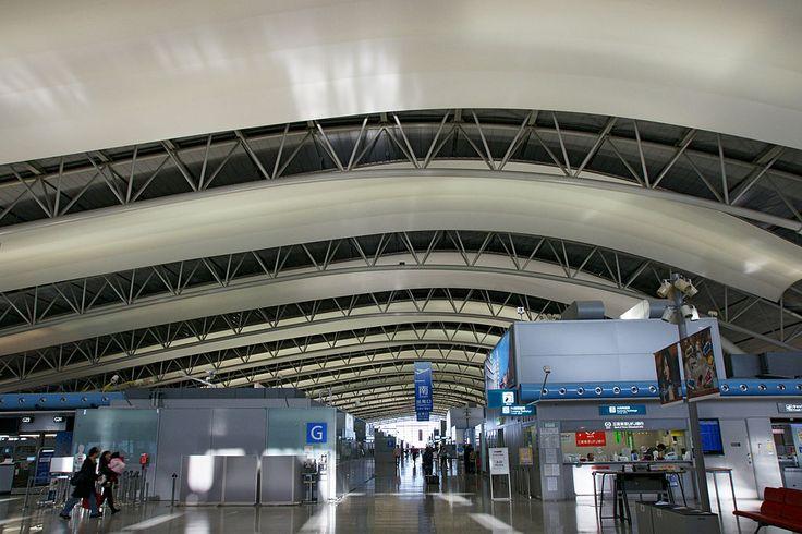 Kansai International Airport10s3 - Aéroport international du Kansai — Wikipédia