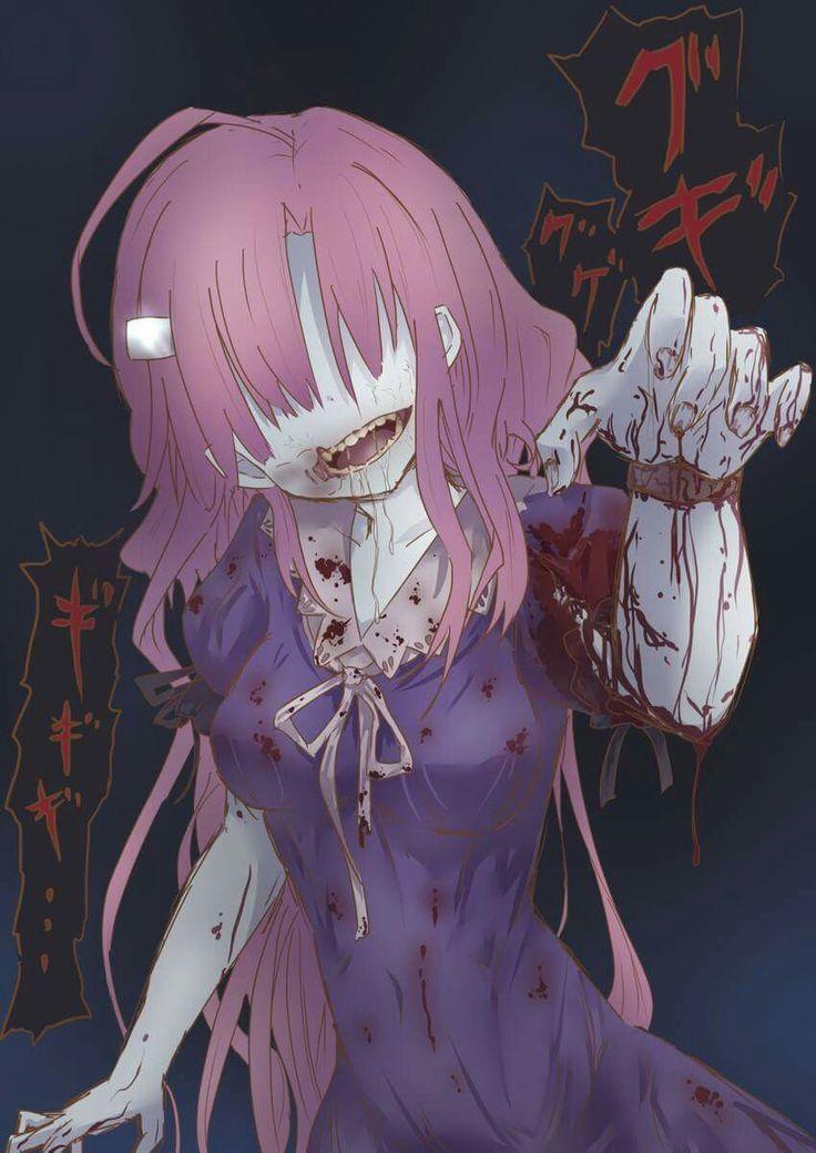 Megu-nee! ;-; a spoiler if u havent watch the anime or read the manga