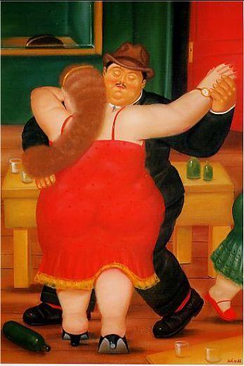 Abrak@davrac: Fernando Botero - Peintre et sculpteur colombien