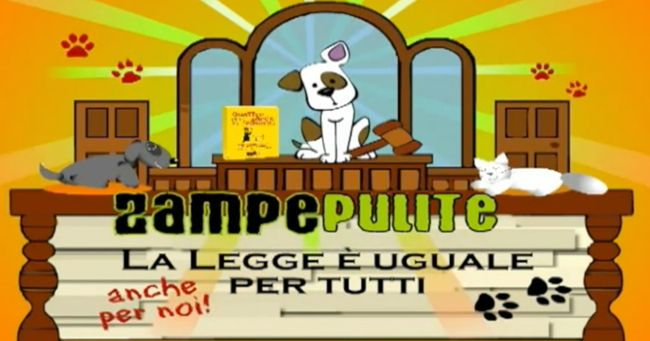 CGTV - ZAMPE PULITE - Pet Therapy in Carcere