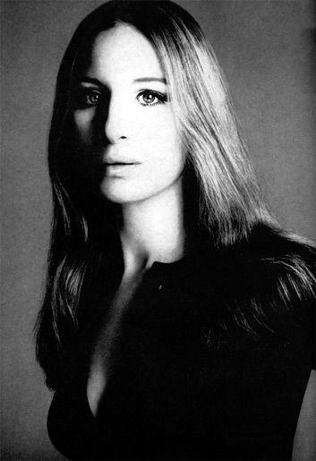 Barbra Streisand by Richard Avedon, Vogue US June 1970