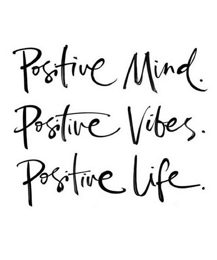 Positive Mind :: Positive Vibes :: Positive Life