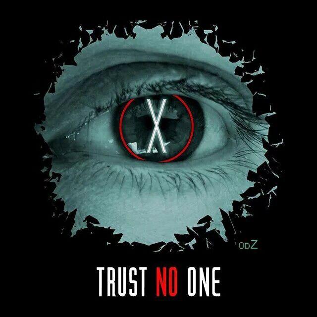Awesome X Files Eyes Design On TeePublic