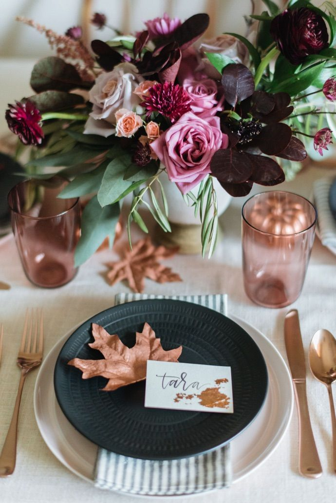 Taules daurades per trobades inoblidables / Mesas doradas para encuentros inolvidables #deco #decoracion #mesa #cena #navidad #nadal